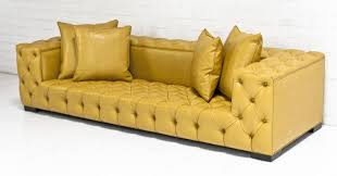 Tufted Faux Leather Sofa Www Roomservicestore Tufted Boy Sofa In Gold Faux Leather