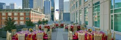 wedding reception venues denver outdoor wedding venues in denver hyatt regency denver at