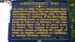 groundhog npr