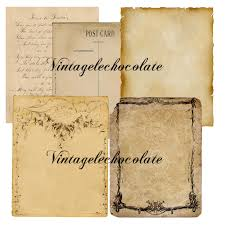 old writing paper digital paper scrapbook vintage papers shabby old torn digital this is a digital file