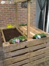 Pallet Gardening Ideas Stunning Pallet Gardening Ideas Gallery Landscaping Ideas For