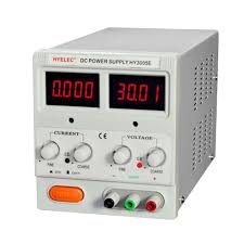 regulated bench top power supply