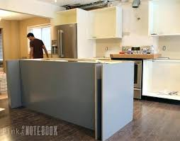 ikea kitchen island installation kitchen island installation kitchen remodel kitchen island