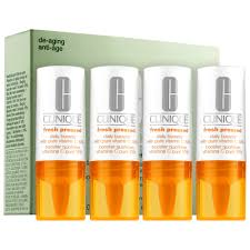 Clinique Skin Care Reviews Fresh Pressed Daily Booster With Pure Vitamin C 10 Clinique