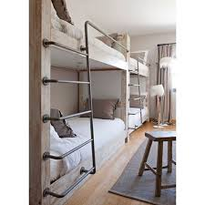 Bunk Bed For Adults Flight Attendant Crash Pad This Is How You Do Bunk Beds For