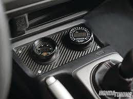 2007 Civic Si Interior 2007 Honda Civic Si Sedan Honda Tuning Magazine