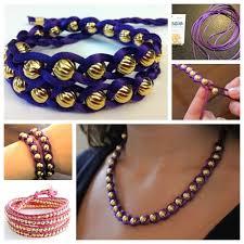 diy bracelet with beads images Wonderful diy braided bracelet with bead jpg