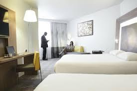 prix chambre novotel chambre executive avec deux lits photo de novotel
