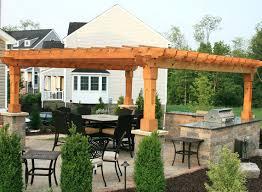 wood pergola kits sams club outdoor designs diy plans 30088