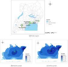 Lake Victoria Map Atmosphere Free Full Text Patterns Of Dekadal Rainfall
