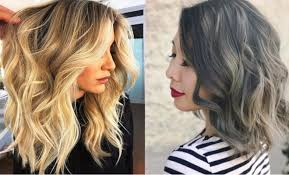 what year was the lob hairstyle created 33 cute trendy lob hairstyles 2018 top trendy hairstyles