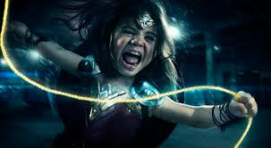 60 Year Old Girl Meme - dad transforms 3 year old daughter into the fiercest wonder woman