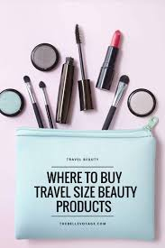 travel size images Mini makeup products where to find them and what to buy jpg