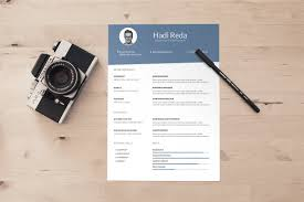 Free Templates Resume A4 Curriculum Vitae Resume Template Resume Templates Creative