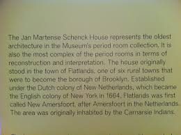 jan martense schenck house u2013 brooklyn museum u2013 nicholas schenck