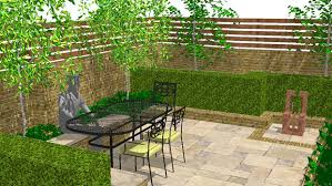 Patio Ideas For Small Gardens Outdoor Patio Ideas For Small Spaces Designing Small Garden