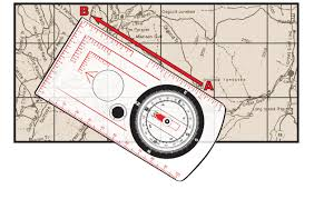 Declination Map How To Navigate By Map And Compass Amc Outdoors