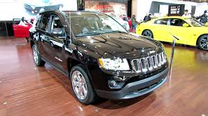 jeep compass limited interior 2012 jeep compass limited 4x4 exterior and interior at 2012