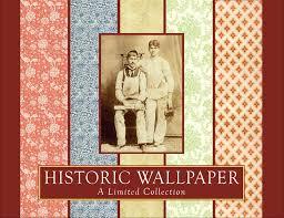 historic wallpaper charles rupert designs historic wallpapers