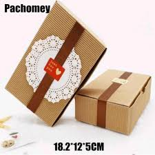 where can i buy packing paper aliexpress buy sample handmade kraft paper box wedding gift