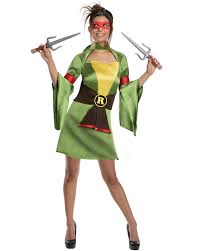 Ninja Turtle Halloween Costume Women Cl61 Womens Tmnt Geisha Costume Teenage Mutant Ninja Turtles