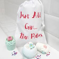 bath gift set just add gin bath gift set by pink pineapple home gifts