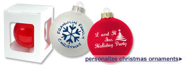 personalized photo ornaments invitation template