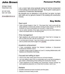 Co Curricular Activities In Resume Sample Modern Resume Example