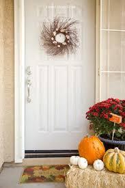 Modern Front Porch Decorating Ideas 85 Pretty Autumn Porch Décor Ideas Digsdigs