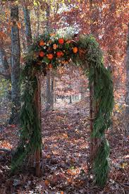 wedding arches ireland arbor for woodland wedding mansionandmarsh autumn weddings http