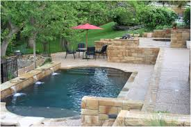 backyards trendy backyard designs with pool pinterest small