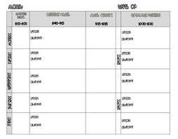 easy u0026 editable lesson plan template first grade free stuff