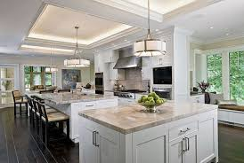 t shaped kitchen island supersize your kitchen island chicago magazine chicago home
