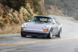 old porsche race car the porsche 911 reimagined the verge