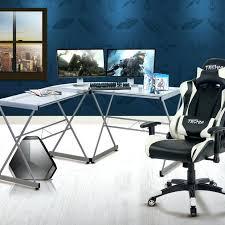 techni sport ergonomic high back gaming desk chair techni sport ergonomic high back gaming desk chair gaming desks for