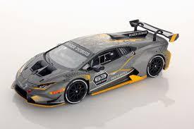 Lamborghini Gallardo Models - lamborghini huracan super trofeo evo 1 43 looksmart models