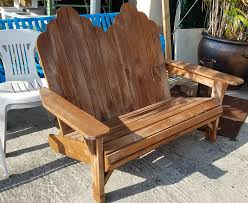 Adirondack Bench Double Adirondack Chair Double Adirondack Chair Miami Prop Al