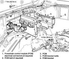 ford f150 ecm solved where is the pcm on 2003 f150 fixya