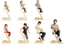 chaise volutive stokke j ai testé pour vous la chaise tripp trapp et le table top de