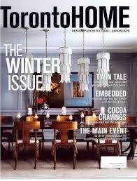 news torontohome magazine capoferro