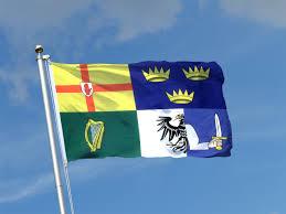 Irrland Flag Ireland 4 Provinces 3x5 Ft Flag 90x150 Cm Royal Flags