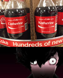 Share A Coke Meme - share a coke with c k atherine share a coke know your meme