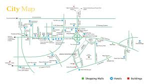 Map Of Jakarta Venue U0026 Getting There Gas Indonesia Summit