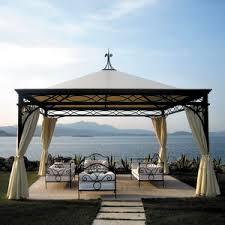 Wrought Iron Pergola by Wrought Iron Gazebo All Architecture And Design Manufacturers