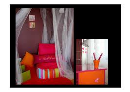 coin lecture chambre bulles à vivre chambre pré ado orange coin lecture