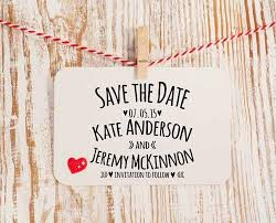 custom save the dates save the date sts woman getting married