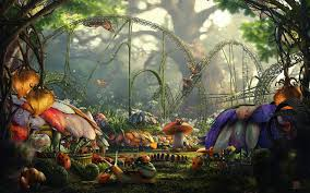 alice in wonderland movie wallpapers step into a far away new year wonderland in egypt al bawaba