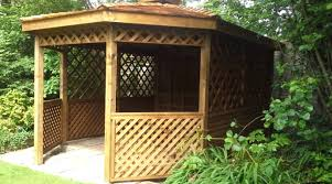 backyard gazebo designs ideas outdoor with fire pit faedaworks com