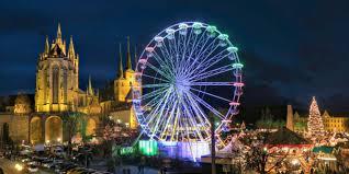 Weihnachtsmarkt Bad Hersfeld Der Erfurter Weihnachtsmarkt Göbel Hotels