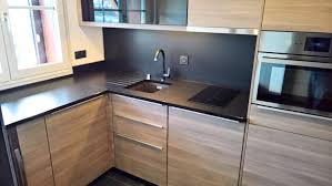 plan cuisine granit plan de travail en granit noir brossé 2016 10 27 granit